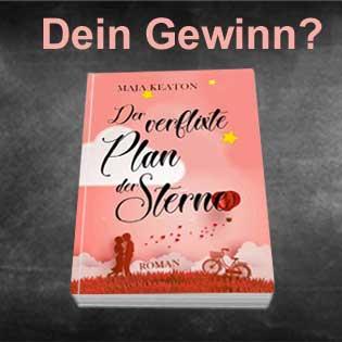 """Gewinnspiel """"Der verflixte Plan der Sterne"""""""