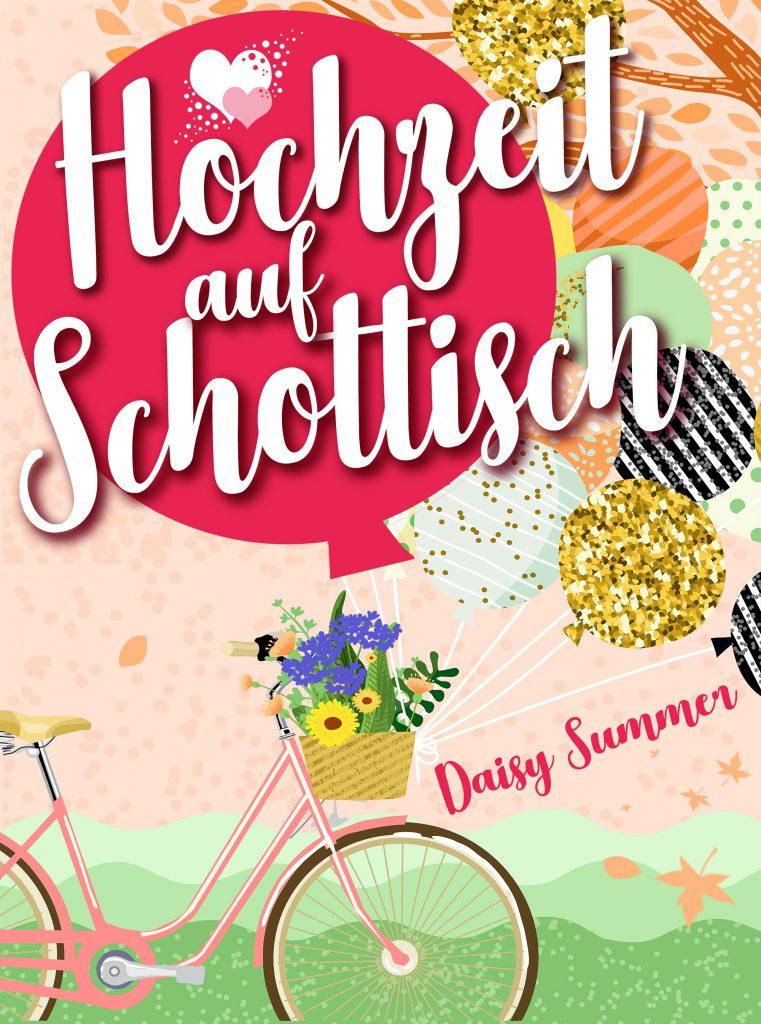 Hochzeit auf Schottisch von Daisy Summer, Coverbild
