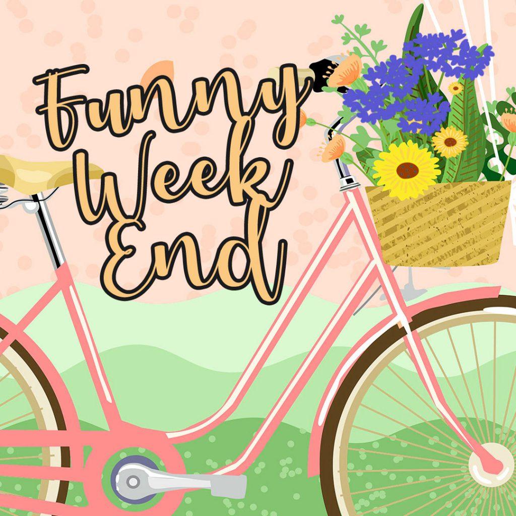 Funny Week End bei Maja Keaton