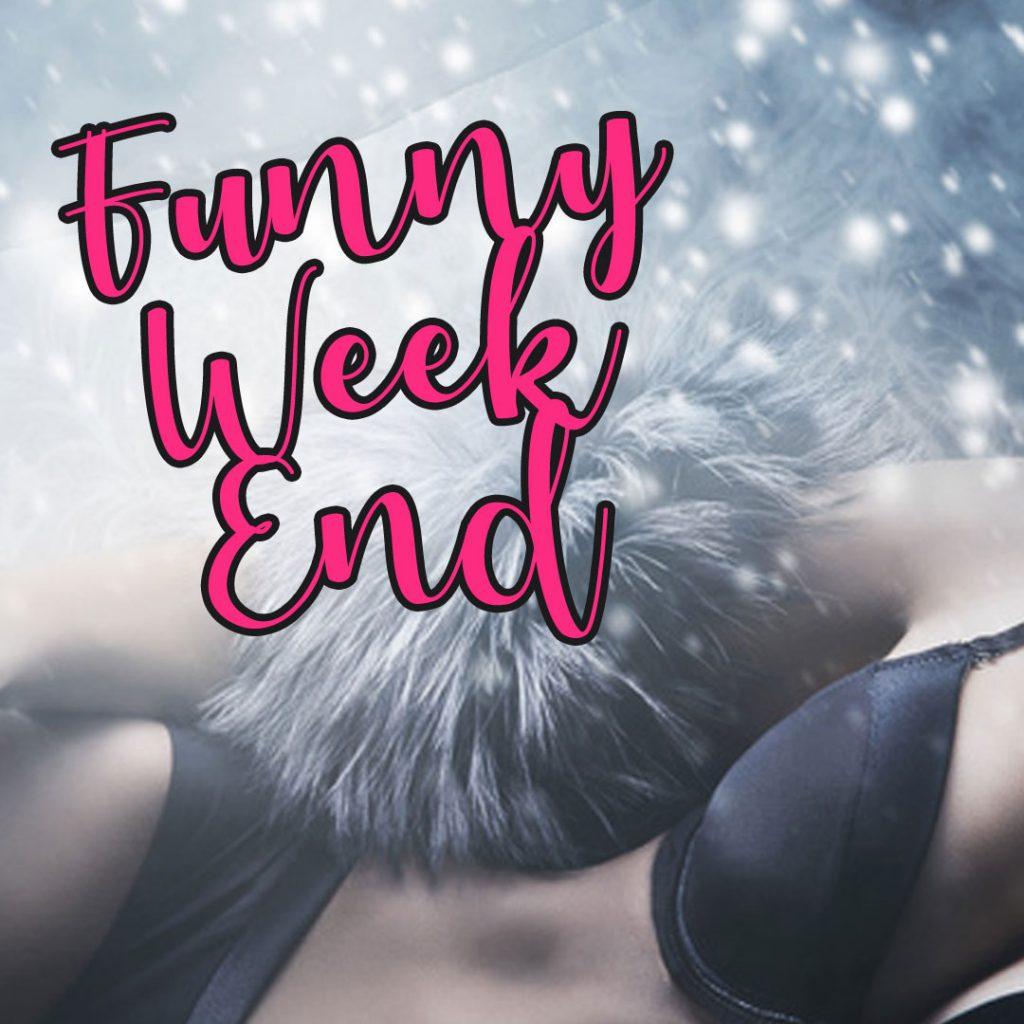 Funny Week End - Eis auf deiner Haut - Aus Versehen Domina
